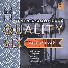 """""""O'donnell,Kevin/Qual""""-Control Freak CD NEW"""