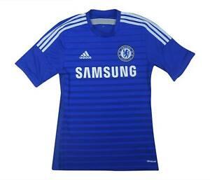 Chelsea 2014-15 ORIGINALE Maglietta (eccellente) S Soccer Jersey