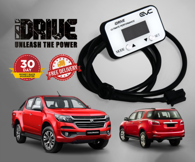 iDrive Throttle Control Kit for Holden RG Colorado and Colorado 7 (2012 on)