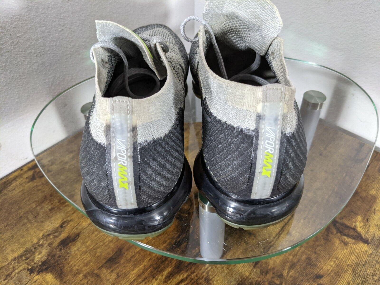 "Nike Air Vapormax Heritage ""Neon"" Mens 10 Gray / … - image 5"