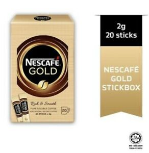 NESCAFE-GOLD-D-DELICIOUSNESS-OF-COFFEE-BEAUTIFIES-D-DAY-100s-x-2g-5Pack