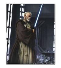 Star Wars Obi-Wan Kenobi A New Hope Death Star Giclee Art Print Poster