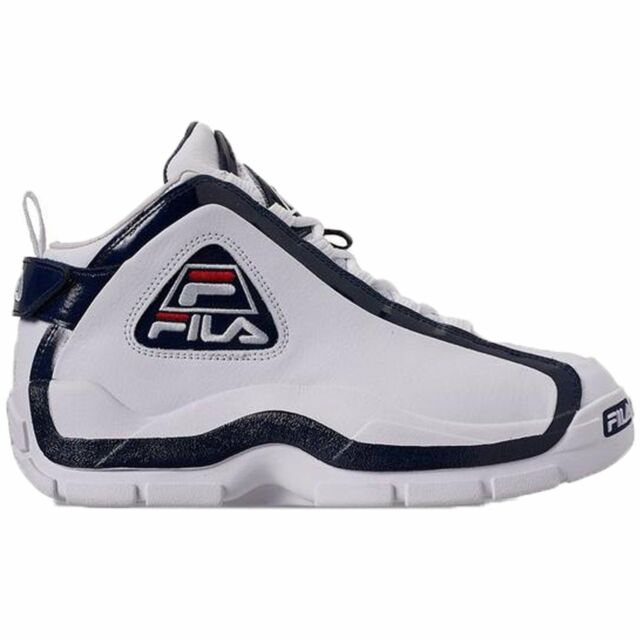 FILA Grant Hill 96 Mid Basketball Shoes