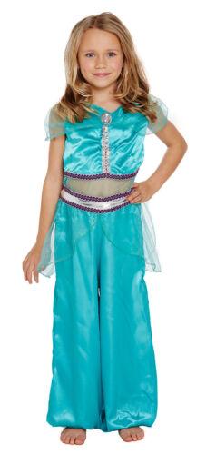 Les filles princesse arabe Bollywood Indien Princess Costume Robe fantaisie