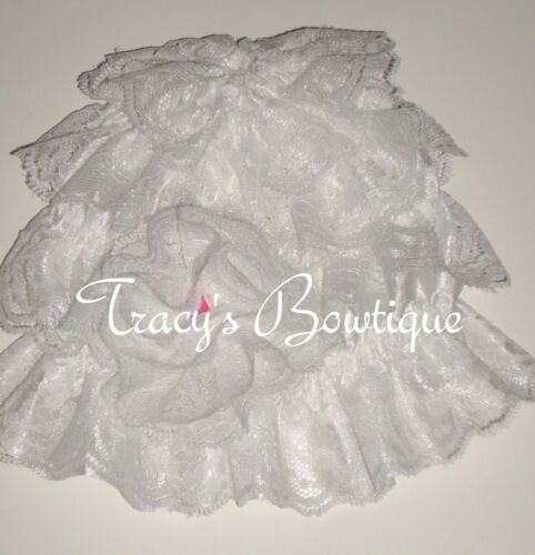 Infant Newborn Girls Baby Stretchy Lace Hat Bonnet Beanie Cap 0-12 Months Flower