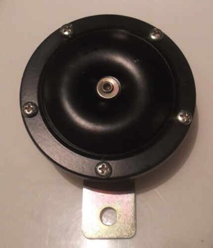 Alpha 12 Volt Loud Motorcycle Horn-Universal-With fitting Bracket