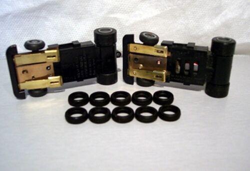 TCR 10 pneus avant silicone pour chassis MK3 & MK4 New
