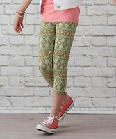 Matilda Jane Hello, Lovely 435 Print It Leggings Pants Size 14