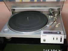 Sony PS-10F Vintage Direct Drive Plattenspieler