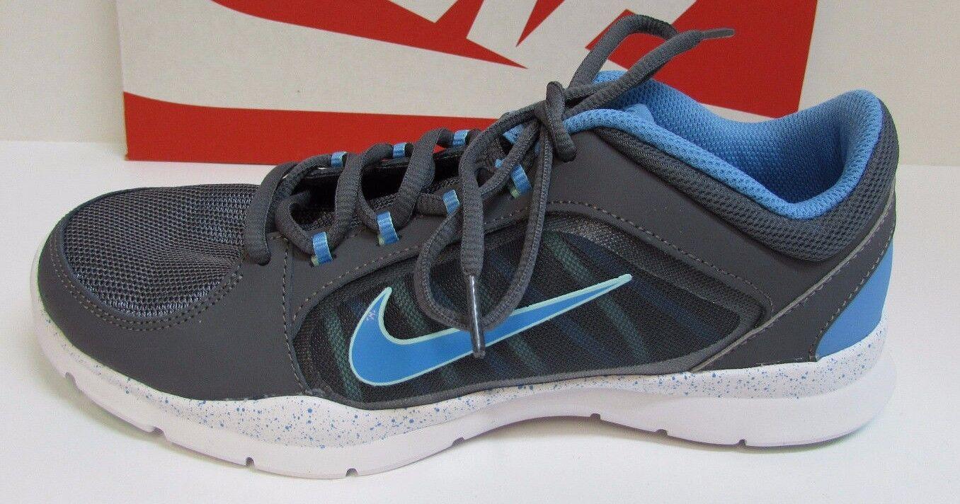 Nike Größe 6.5 Blau Gray Sneakers NEU Damenschuhe Schuhes