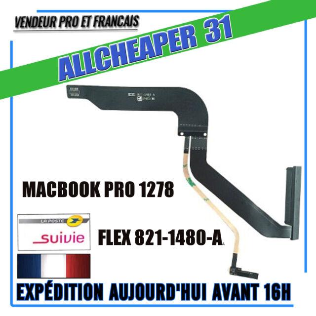 """Napa Conector Disco Duro SATA Macbook 13"""" a1278 Flex Conector 821-1480-A"""