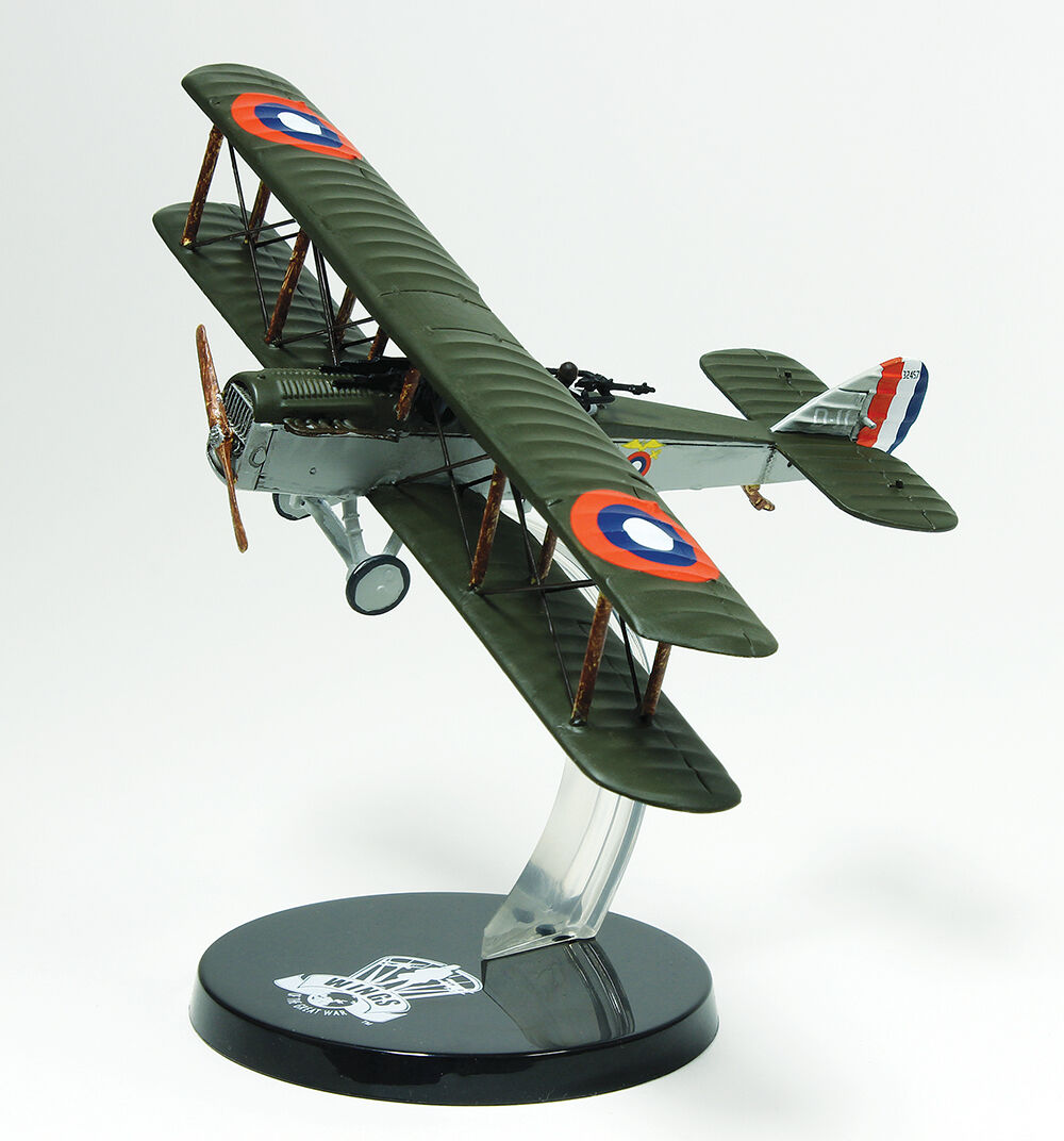 1 72 WWI WINGS OF THE GREAT WAR WWI Airco D.H.4 BOMBER US MARINE CORPS WW11101