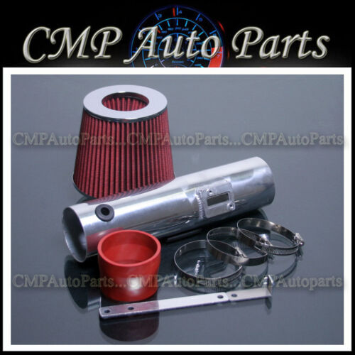 RED AIR INTAKE KIT FIT 2007-2013 ACURA MDX 3.7 3.7L V6 ENGINE