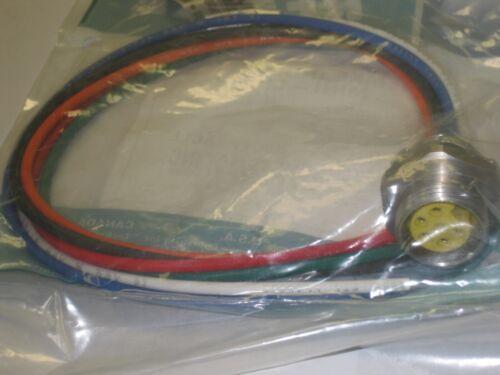 NEW sealed female 3216K56 106AQ0010M1 REMKE mini link cable 6 pole conductor