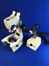 American Optical Cycloptic Stereo Microscope Professionally Refurbished
