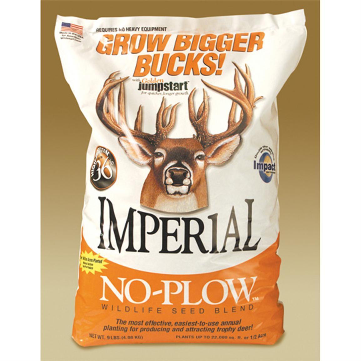 Imperial No-Plow No-Plow No-Plow Lebensmittel Plot Samen - 11.3kg Kg 2345c6
