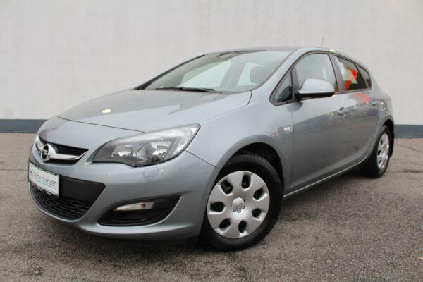 Opel Astra 1,4 100 Limited billede 0