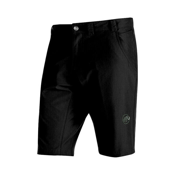 Mammut Hiking Shorts Men, black