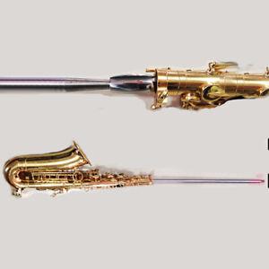 Dent Barrel for Tenor saxophone repair - Woodwind brass Dent tool - M12 THREAD