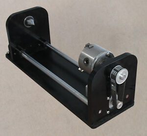 Rotary Attachment Cylinder Co2 Laser Engraver Cutter