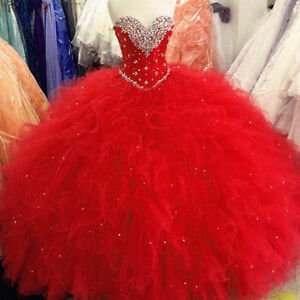 Luxury-Sweetheart-Quinceanera-Dress-Crystal-Beads-Ruffles-Ball-Gown-Prom-dress
