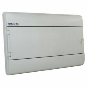 Feuchtraumverteiler-Sub-Distribution-Distribution-Box-IP65-up-VDE-18Mod-1000V