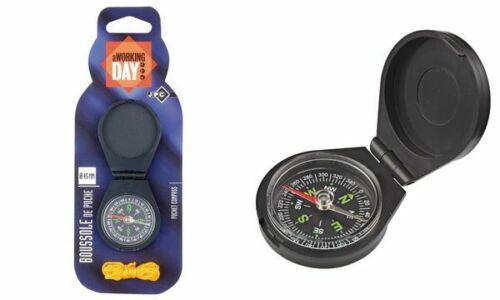 45 mm mit Deckel Marschkompass Wanderkompass Durchmesser JPC Taschen Kompass