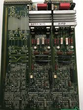 Edm Wire Charmilles Axis Drive Pcb Amplifier 8514900 Or 8514910 Any One Pcb