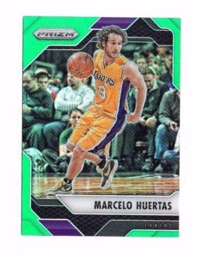 Verde Prizm Baloncesto Cartas Marcelo Huertas 2016-17 Panini Prizm