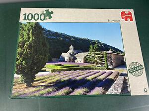 Jumbo-Provence-Rompecabezas-1000-Piezas-Campos-De-Lavanda-Francia