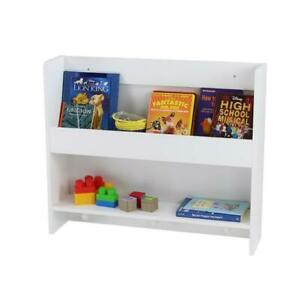 Details About Childrens Kids Bedroom Nursery White Wall Mounted Shelf 3 Hooks Playroom