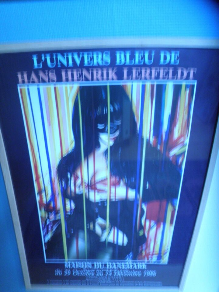 Plakat Hans Henrik Lerfeldt Ndash Dba Dk Ndash Kob Og Salg Af Nyt Og Brugt