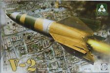 Wunderwaffe V-2 ,1:35, Plastikbausatz, Takom, NEU