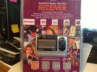 Sale Sealed Sirius Audiovox Receiver Sir-pnp3 Only Shuttle Pnp3 Sirpnp3