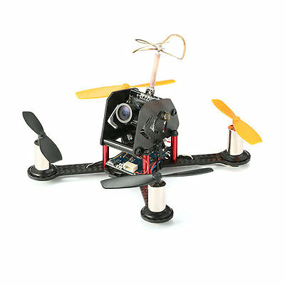 Eachine QX100 100mm Micro FPV Racing Quadcopter 800TVL Camera BNF Based F3 Frsky