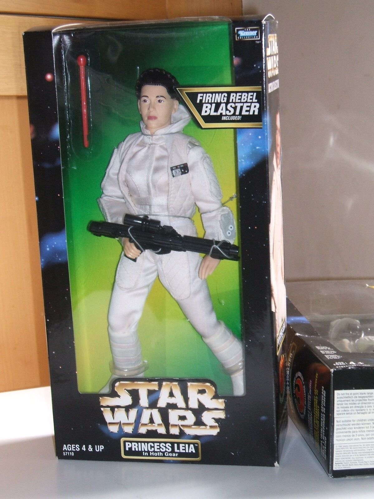 Star - wars - prinzessin leia (-) 12  action - figur