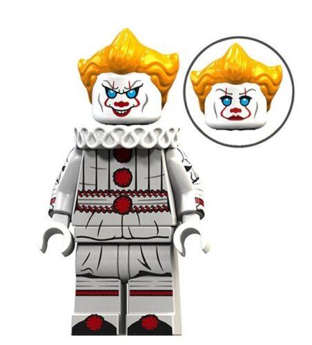 George Beverly Halloween Horror Clown Stephen King Jacobs Bill Building Blocks
