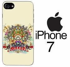COVER 3D LIGABUE LIGA MADE IN ITALY for IPHONE 7 CASE 588