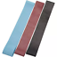 KIT-3-FASCE-BANDE-ELASTICHE-ELASTICI-FITNESS-PALESTRA-MINI-ELASTICI-ALLENAMENTO miniatura 5