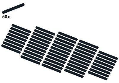 50stk - axe-Noir 3705-04 Longueur 4 Lego ® Technic small parts-Axles