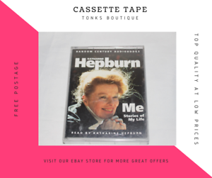 Katharine-Hepburn-Me-Stories-Of-My-Life-Double-Cassette-Tape-Audiobook