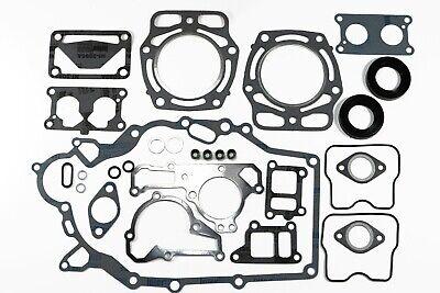 Complete Engine Rebuild Gasket Set For John Deere Kawasaki Engine FD590 FD590V