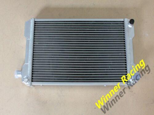 1500 1.5L MT 1974-1979 aluminum radiator 2 Rows For MG Midget 1600 CC