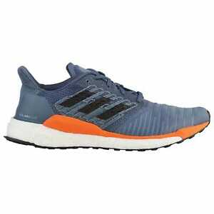 promo code 2a2c5 590f3 Image is loading adidas-Solar-Boost-Men-039-s-Tech-Ink-