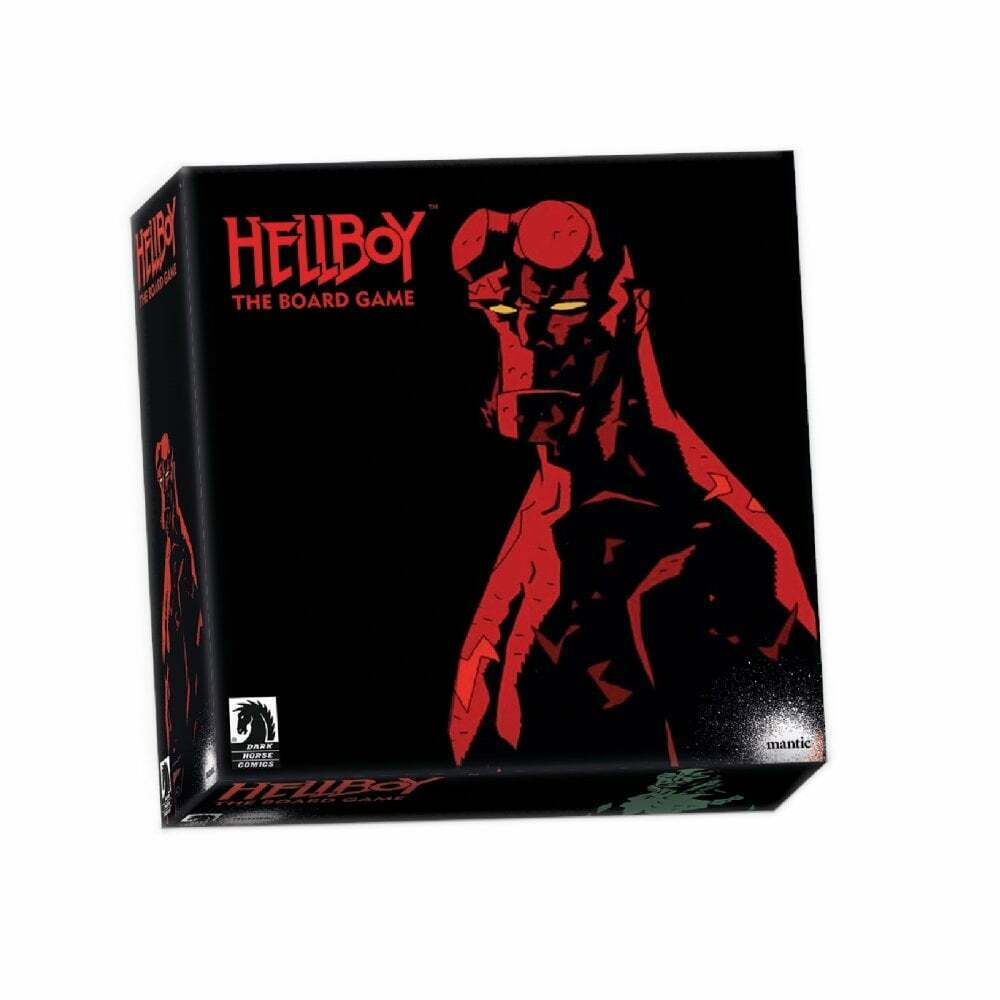 Hellboy The Board Game - Mantic Games - MGHB101