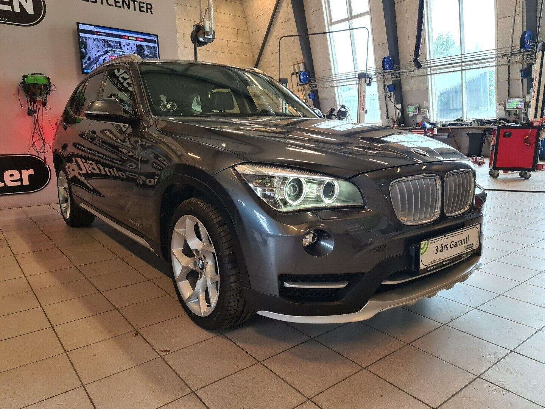 BMW X1 2,0 xDrive20d aut. 5d - 274.321 kr.