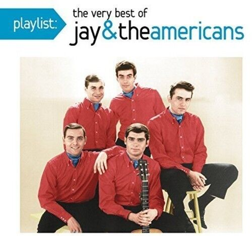Jay & Americans - Playlist: Very Best of Jay & the Americans [New CD]