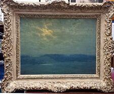 Scarce Alexis Gene Fournier Barbizon School New York Landscape Oil Painting