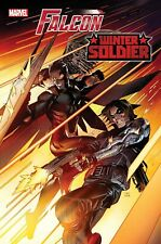Falcon & Winter Soldier #1 Bucky Variant Marvel Comic 1st Print 2020 NM