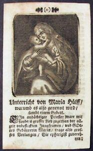 Heilige-Maria-Hilf-Innsbruck-Wallfahrt-Gebet-Gnadenbild-Heiligenbild-O-7916